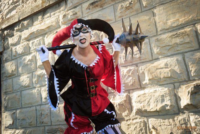 Jester Harley Quinn